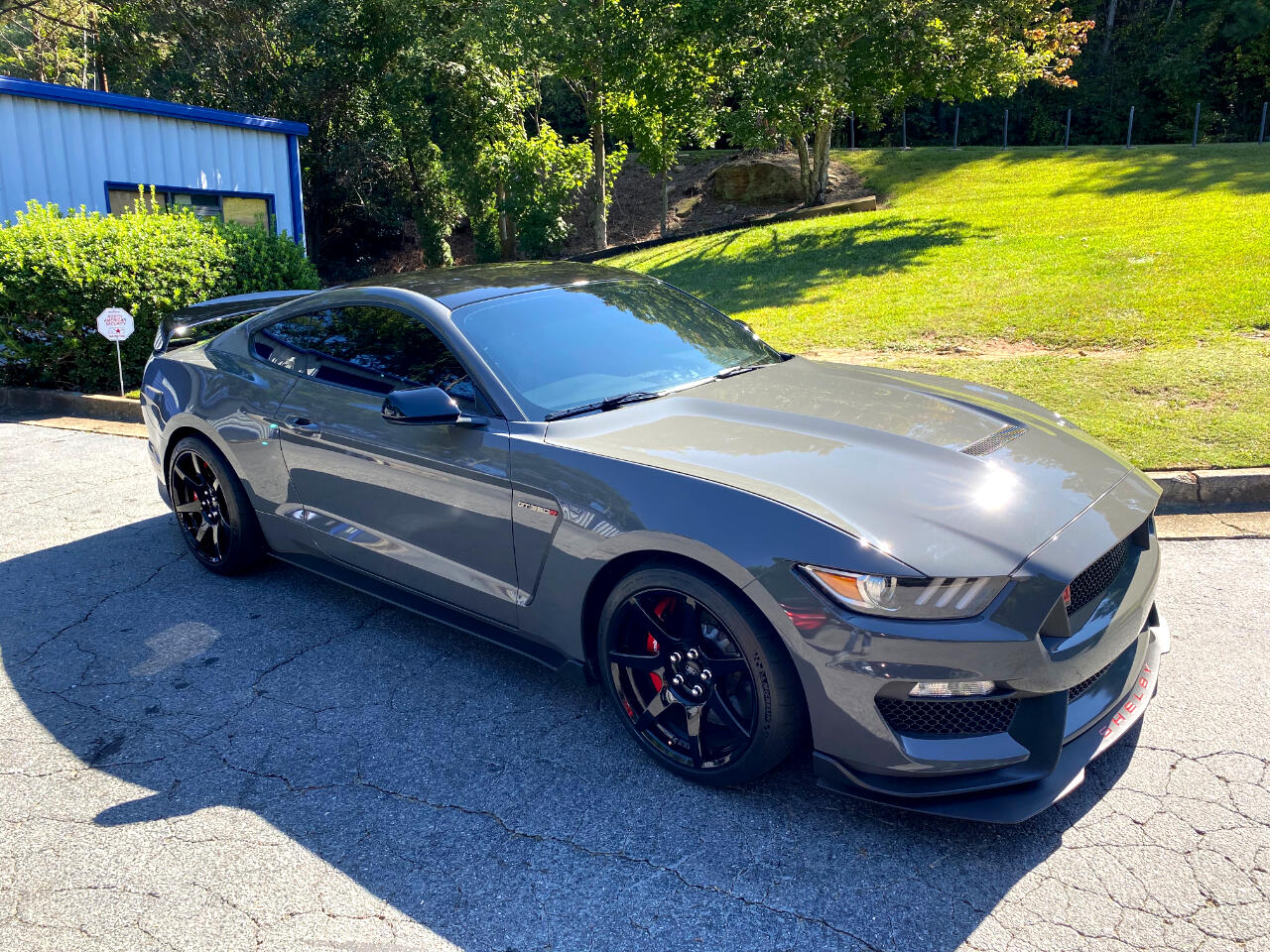Ford Mustang Shelby GT350R Fastback 2018
