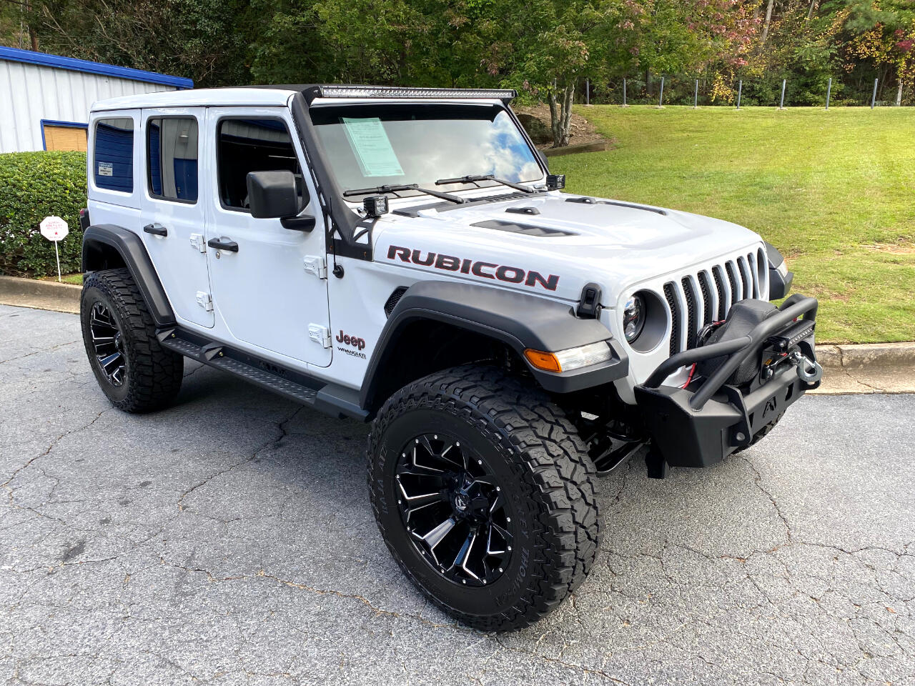 Jeep Wrangler Unlimited Rubicon 4x4 2019