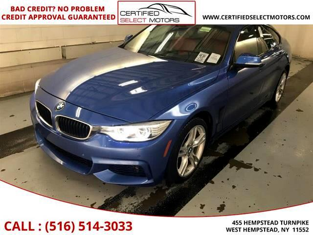 2015 BMW 4-Series Gran Coupe 435i xDrive