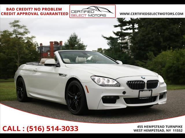 2015 BMW 6-Series 640i Convertible