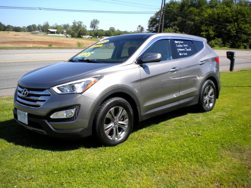 2013 Hyundai Santa Fe Sport 2.4 AWD