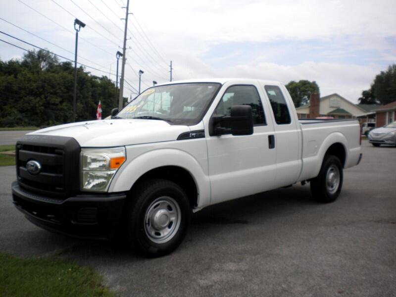 2011 Ford F-250 SD xl supercab short bed 2 WD