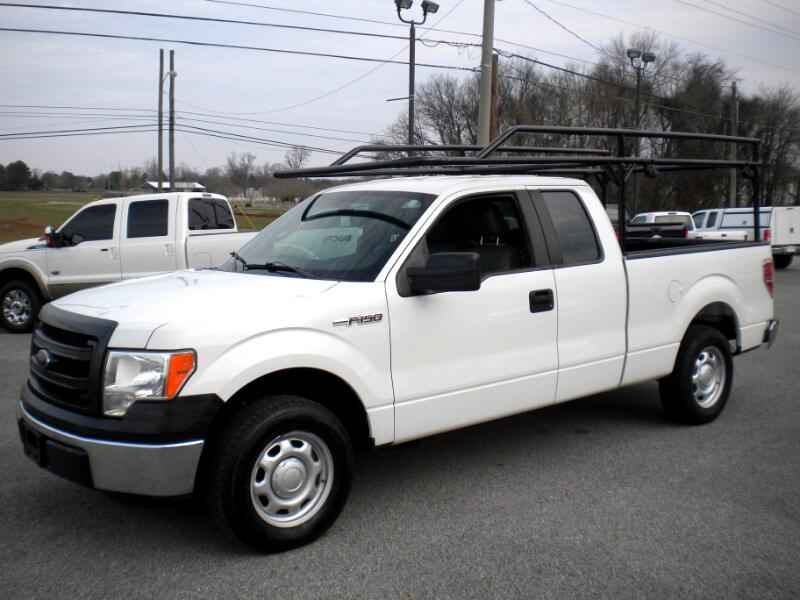 Ford F-150 XL SuperCab 6.5-ft. Bed 2WD 2014
