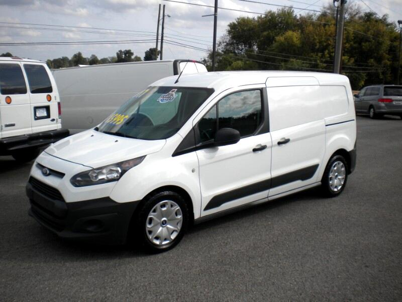 Ford Transit Connect Cargo Van XL LWB w/Rear 180 Degree Door 2017