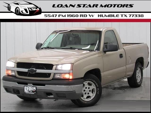 2004 Chevrolet Silverado 1500 Long Bed 2WD