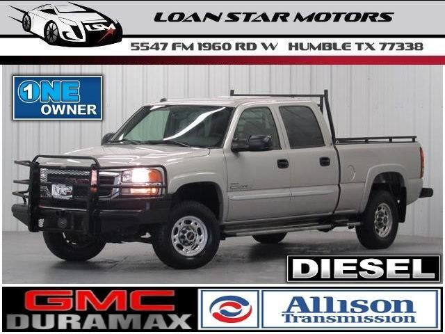 2005 GMC Sierra 2500HD SLT Crew Cab Long Bed 2WD