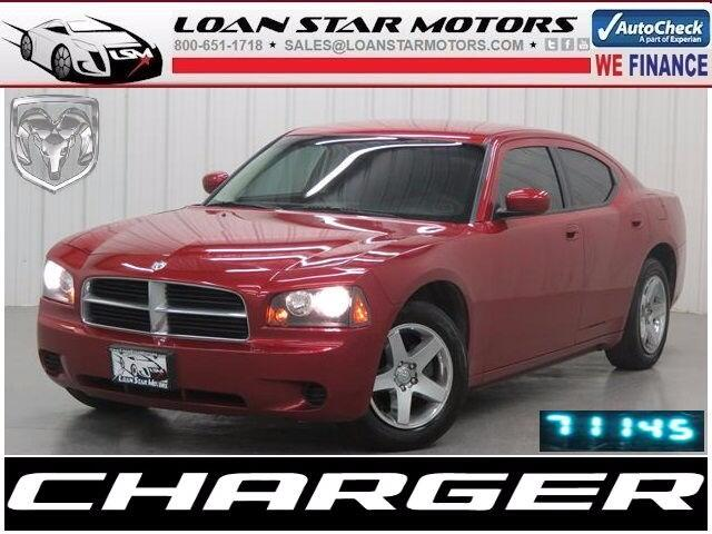 2010 Dodge Charger 4DR SEDAN 2.7L V6 NICE 71K MILES GAS SAVER