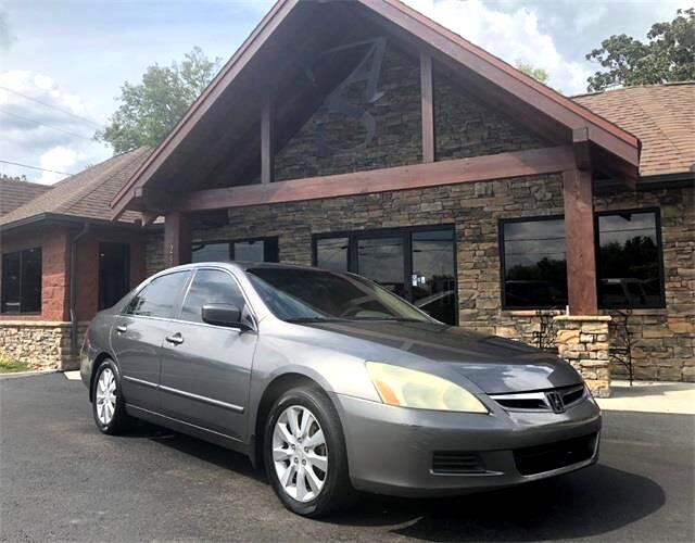 2006 Honda Accord EX V6 Sedan