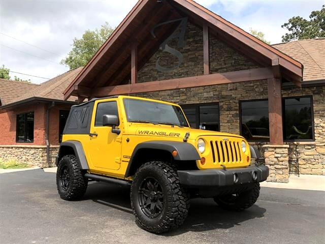Used 2011 Jeep Wrangler Sport 4WD for Sale in Maryville TN ...
