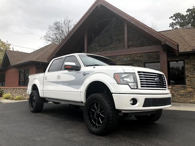 2012 Ford F-150 Harley-Davidson SuperCrew 4WD