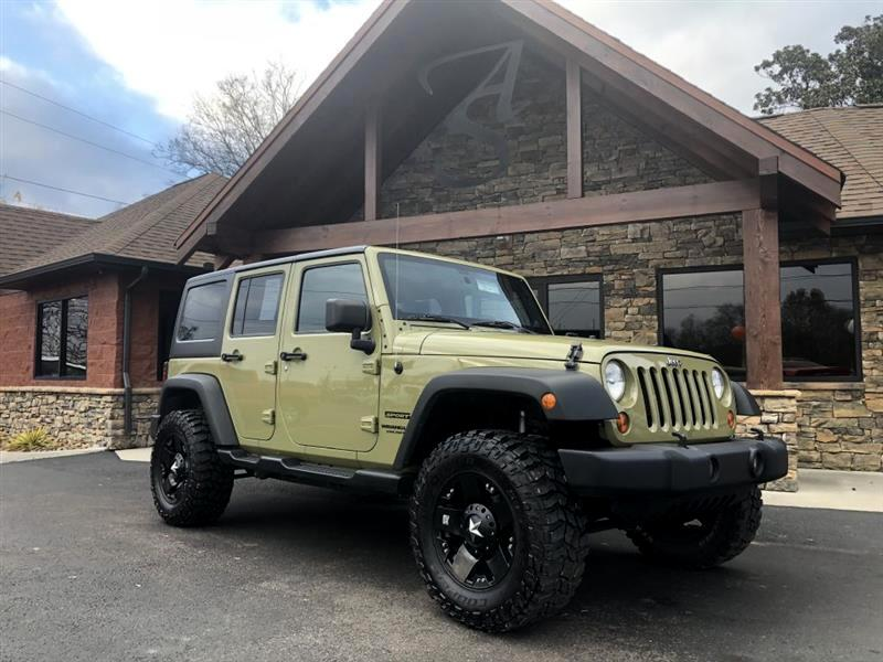 2013 Jeep Wrangler Unlimited Sport 4dr 4WD