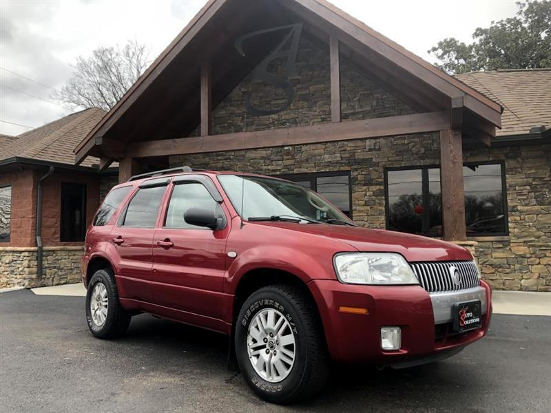 2006 Mercury Mariner 4dr Luxury  4WD