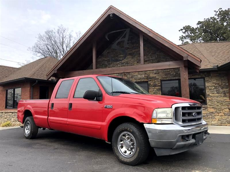 "2003 Ford Super Duty F-250 Crew Cab 156"" XL"