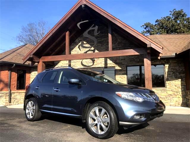 2013 Nissan Murano 2WD 4dr LE
