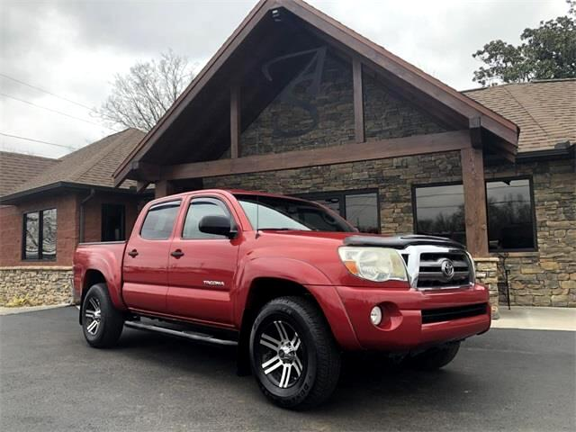 2010 Toyota Tacoma 4WD Double Cab V6 AT (Natl)