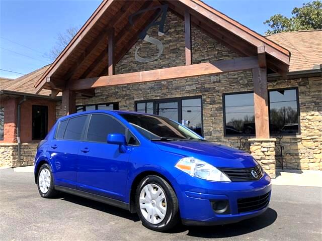 2012 Nissan Versa 5dr HB Manual 1.8 S