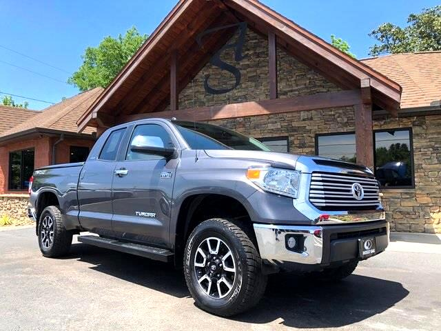 2015 Toyota Tundra 4WD Truck Double Cab 5.7L V8 6-Spd AT LTD (Natl)