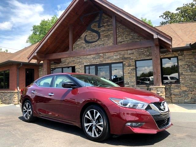 2017 Nissan Maxima S 3.5L *Ltd Avail*