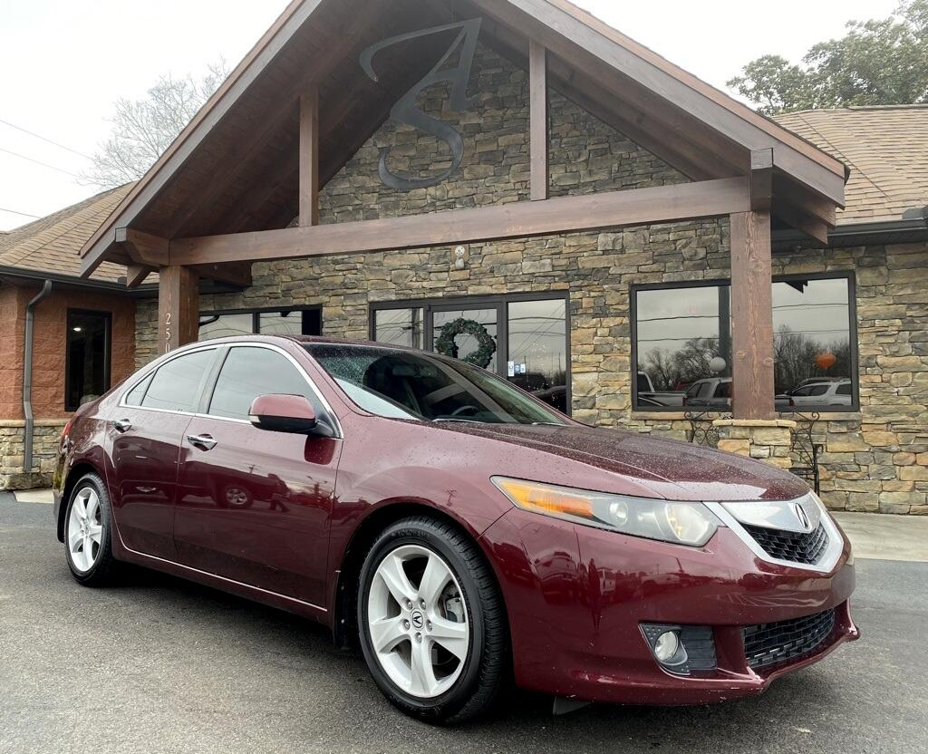 Used 2010 Acura Tsx 2 4 For Sale In Maryville Tn 37804 Auto Solutions