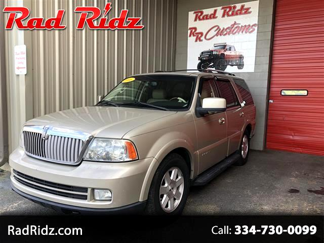 2006 Lincoln Navigator 4WD Ultimate