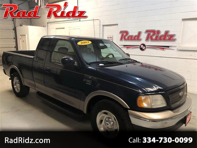 "2003 Ford F-150 Supercab 139"" XL F150 Truck"