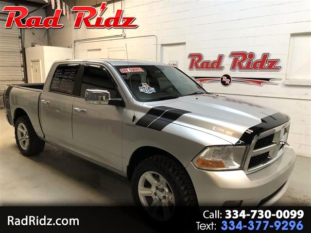 "2012 RAM 1500 4WD Crew Cab 140.5"" Laramie Limited Edition"