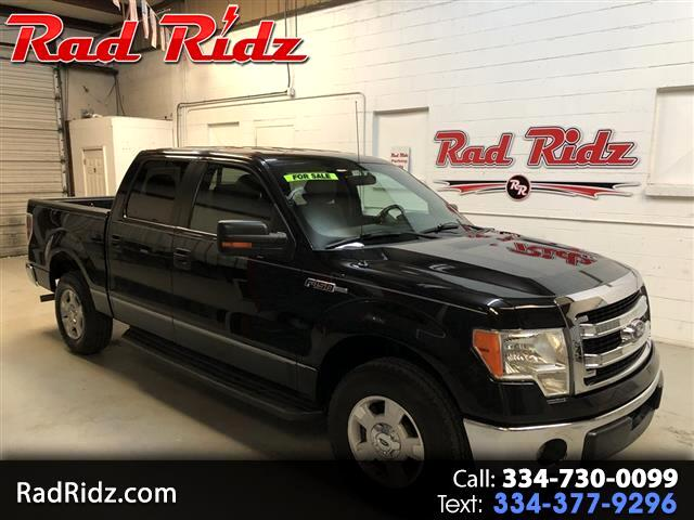 "2013 Ford F-150 2WD SuperCrew 145"" XL"