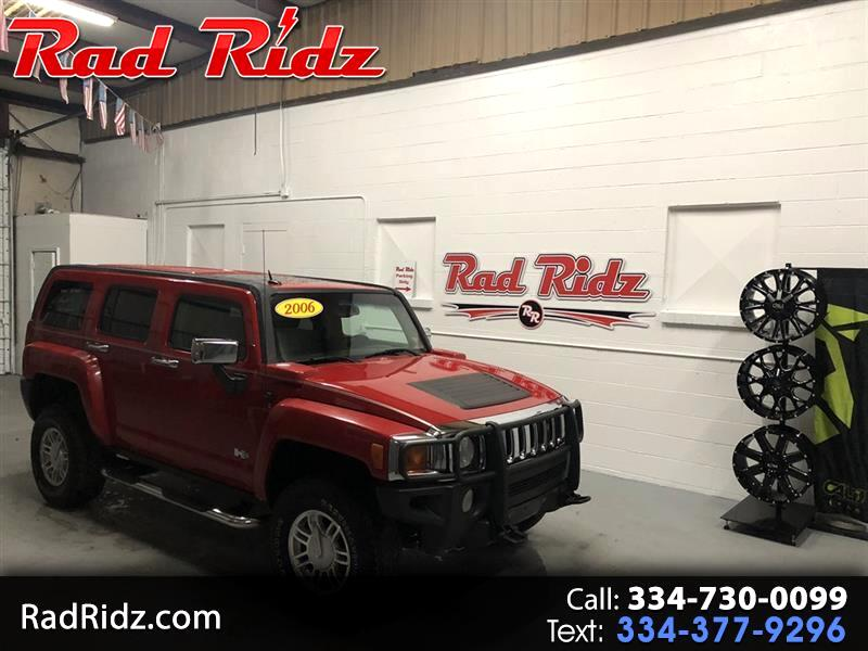 2006 HUMMER H3 4WD 4dr H3T Adventure