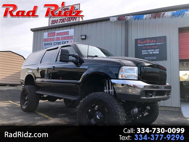 "2000 Ford Excursion 137"" WB 5.4L XLT 4WD"