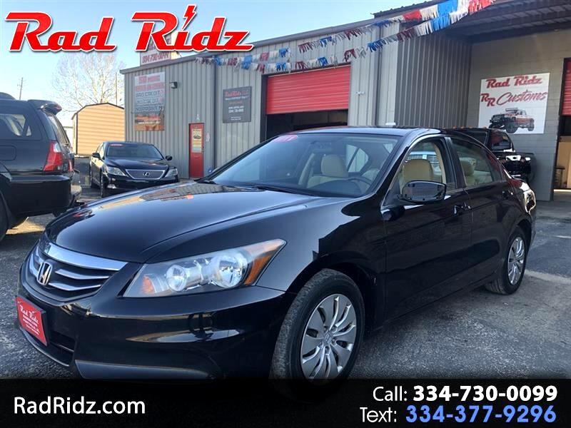 2011 Honda Accord 4dr I4 Auto LX