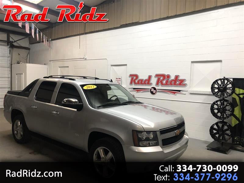 2012 Chevrolet Avalanche 1500 5dr Crew Cab 130