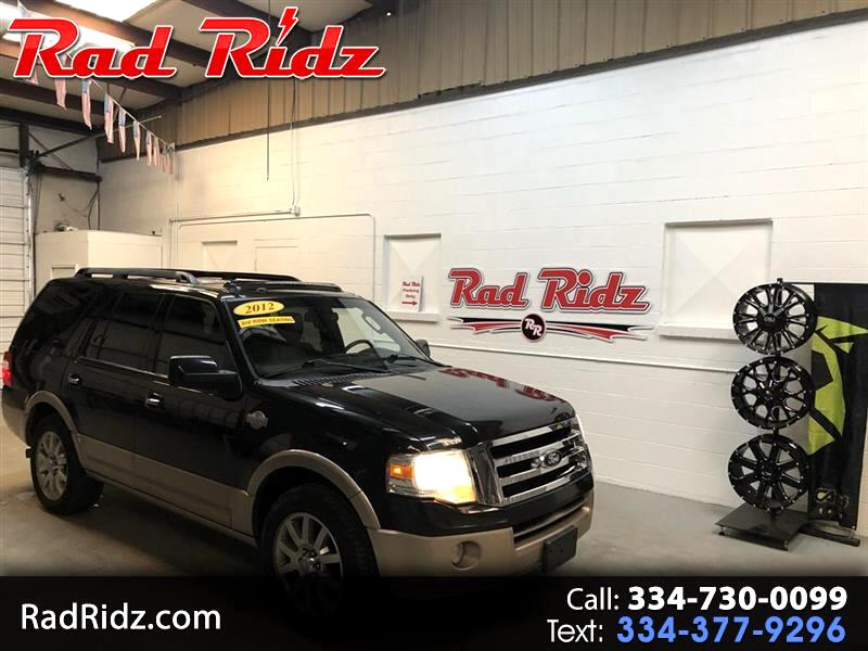 2012 Ford Expedition 2WD 4dr King Ranch