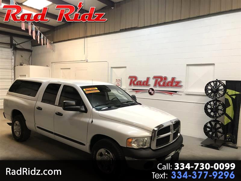 2005 Dodge Ram Pickup 2500 SLT Quad Cab 2WD
