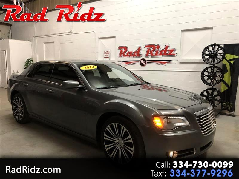 2012 Chrysler 300 TOURIN 300 S
