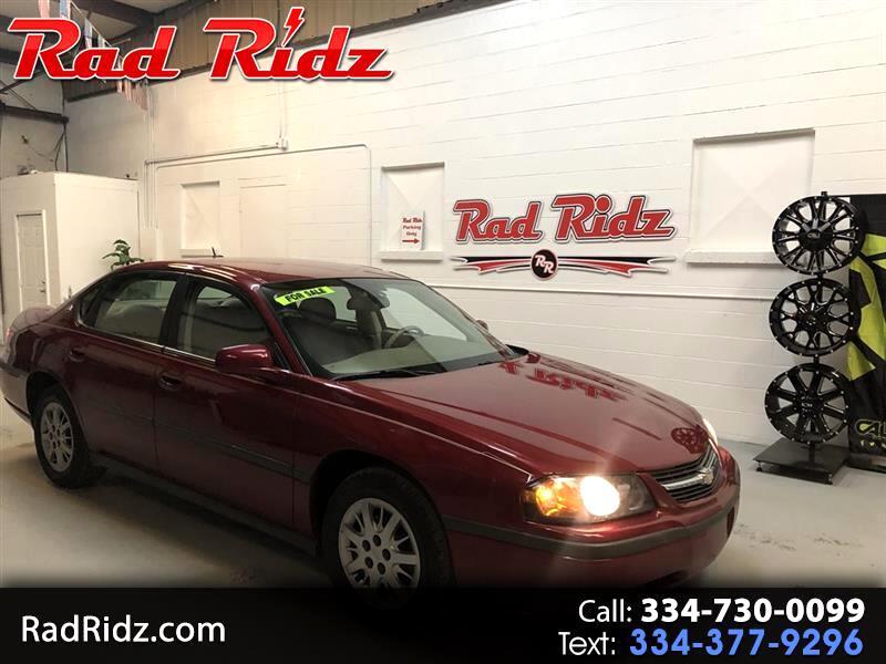 2005 Chevrolet Impala 4dr Base Sdn