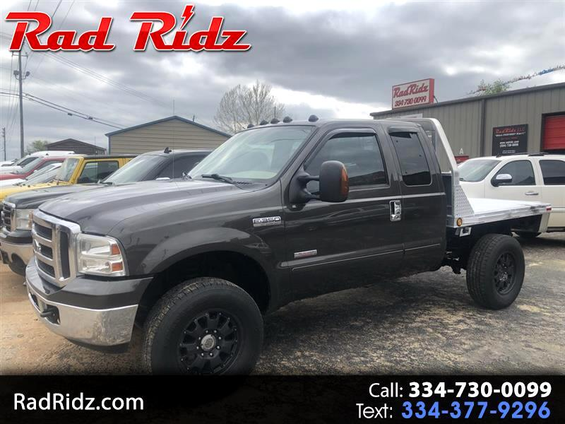 """2005 Ford F-350 SD Supercab 142"""" XL 4WD"""