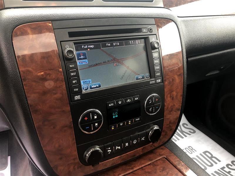 2008 Chevrolet Tahoe 4WD 4dr LTZ