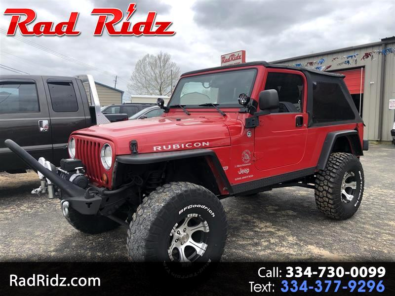 2006 Jeep Wrangler Unlimited 4wd 2dDR RUBICON
