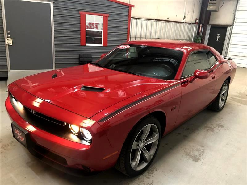 2015 Dodge Challenger 2dr Cpe R/T Classic