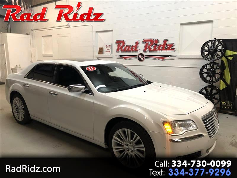 2011 Chrysler 300 300C Platinum AWD