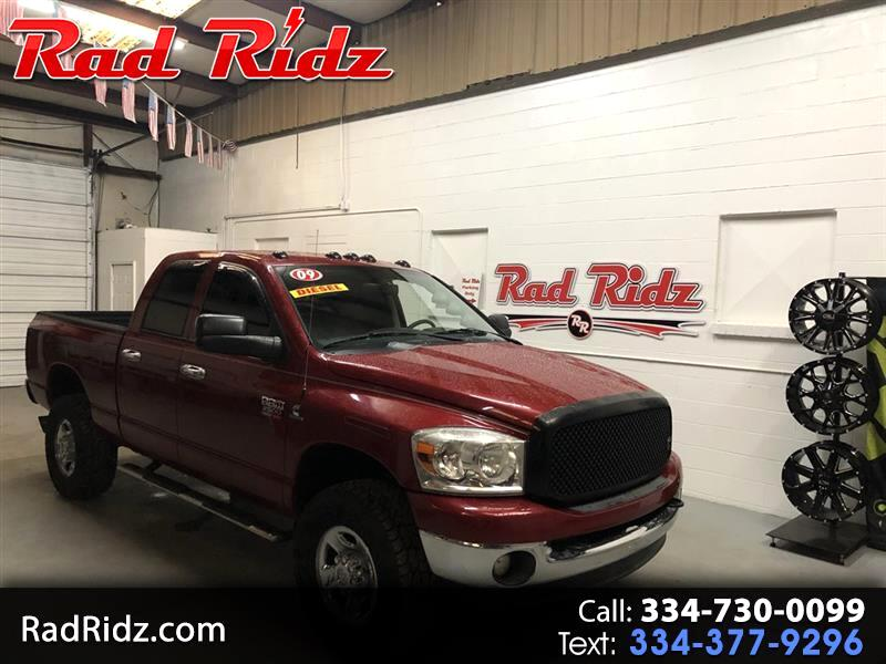 2009 Dodge Ram 1500 SLT Quad CAB 4wd BIG HORN