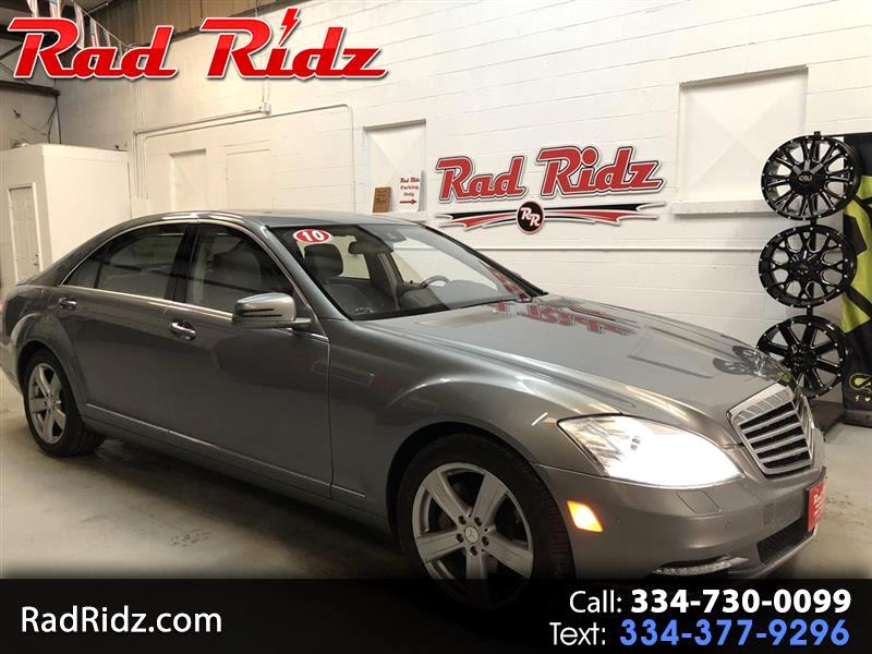 2010 Mercedes-Benz S Class 4dr Sdn S 550 RWD