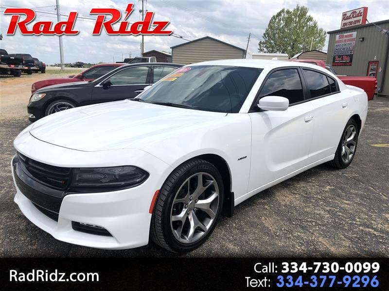 2016 Dodge Charger 4dr Sdn RT Plus RWD