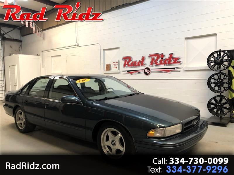 1995 Chevrolet Caprice Classic/Impala SS 4dr Sedan
