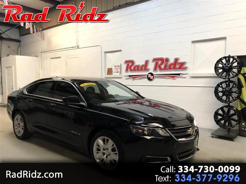 2016 Chevrolet Impala 4dr Sdn LS w/1LS