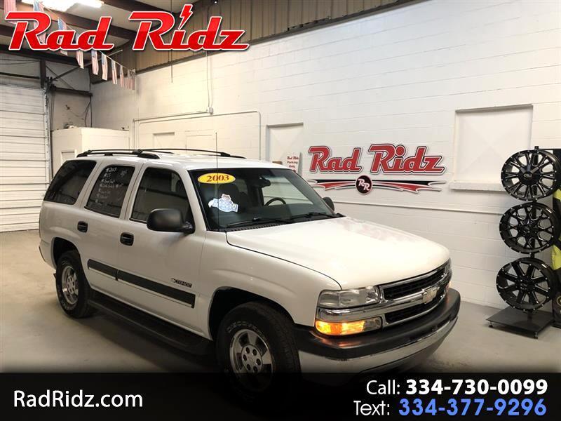 2003 Chevrolet Tahoe 4dr 1500 LS