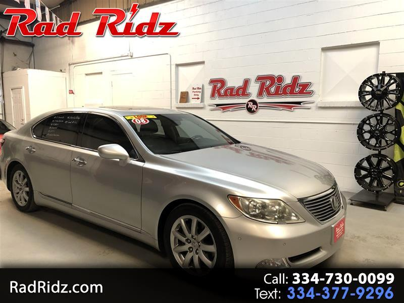 2008 Lexus LS 460 L LS460 L EXECUTIVE