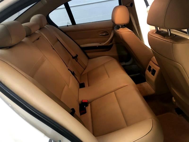 2011 BMW 3-Series 4dr Sdn 335d RWD