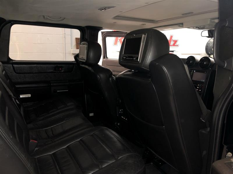 2006 HUMMER H2 4dr Wgn 4WD SUV