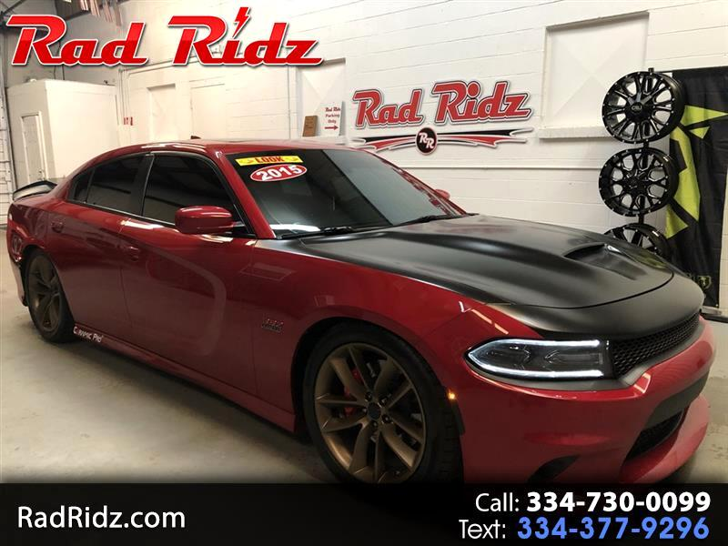 2015 Dodge Charger 4dr Sdn RT Scat Pack RWD